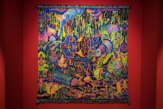 Tapestry known as LSD