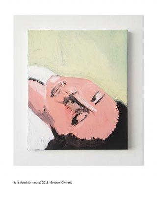 Entretien Avec Gregory Olympio Peintre Revue Art Contemporain Revue Art Contemporain